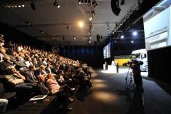 Vorstellung des neuen Mercedes Benz ACTROS auf der IAA Nutzfahrzeuge, Hannover