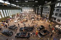 Mercedes Benz & Friends - Publikumsveranstaltung auf dem Tempelhofer Feld
