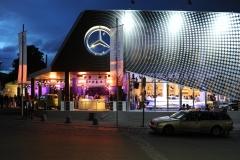 """""""Sternstunden"""" - Jubiläumsveranstaltung in Stuttgart anlässlich der Mercedes Benz 125-Jahrfeier"""