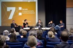 7. Forum Wissenschaftskommunikation, Potsdam