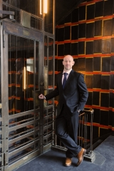 Dietmar Goerz, Rechtsanwalt GPC Law, Berlin fotografiert für Cash.-Magazin