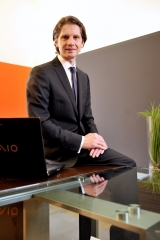 Mark Ortmann, GF ITA GmbH fotografiert für Cash.-Magazin